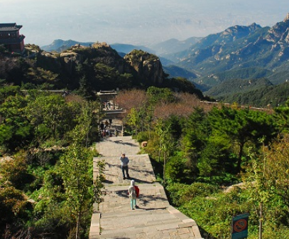 Mount Tai to reopen to public from March 21