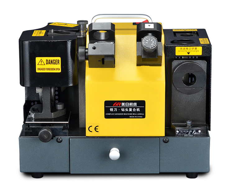 complex drilling and tapping machine